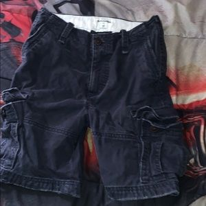 Abercrombie and kids shorts
